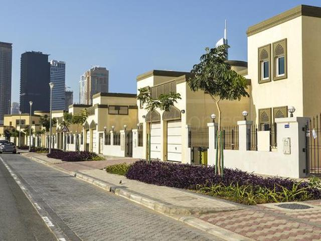 Freehold Plot Jumeirah Park Aed 4,500,000