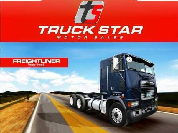 Freightliner <strong>Tractor</strong> <strong>Head</strong>