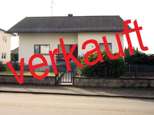 freistehendes Einfamilienhaus 158 m2 Solms