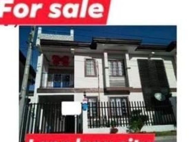 Fresh View Duplex House And Lot For Sale