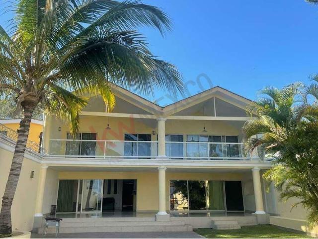 Front Lake House Furnished For Rent In San Juan Cosala Chapala Mexico!