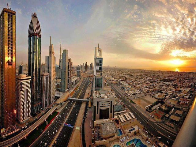 Full Building For Sale In Sheik Zayed Road For 550m Aed 550,000,000