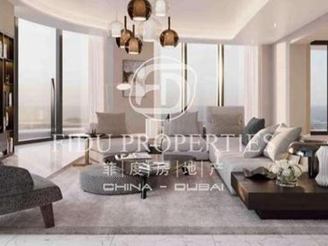 Full Burj And Fountain View | With Payment Plan