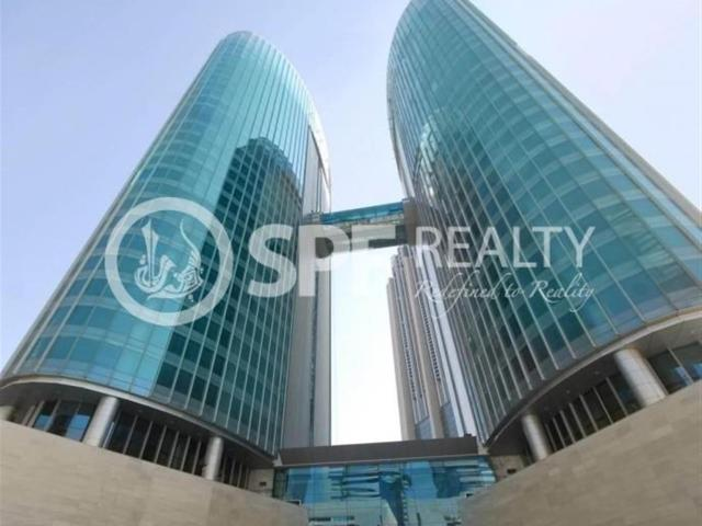 Full Floor Fitted Office Space In Emirates Tower Aed 28,408,887