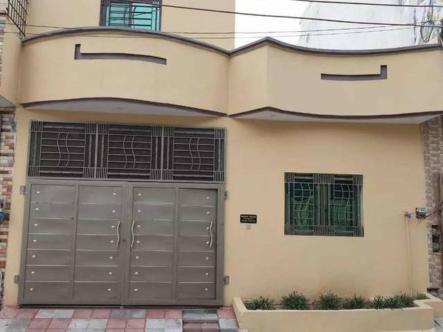 Full Furnished New 55 Marla House For Rent