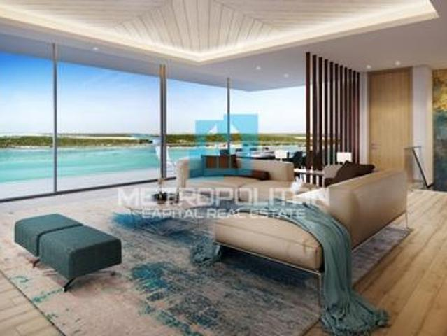 Full Golf Course And Sea View  waterfront Living