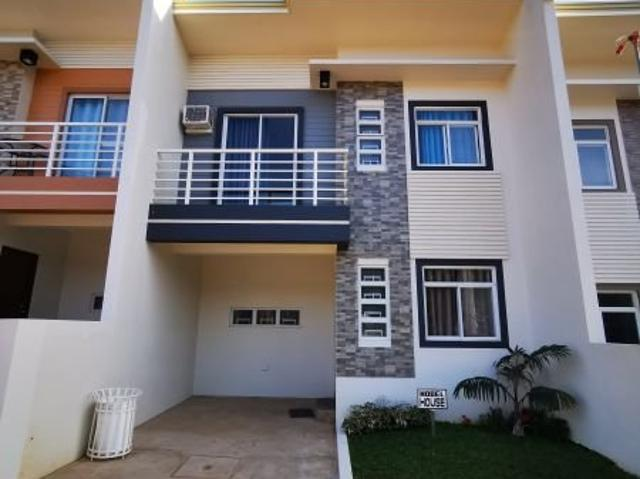 Fully Finished House And Lot At Antipolo City