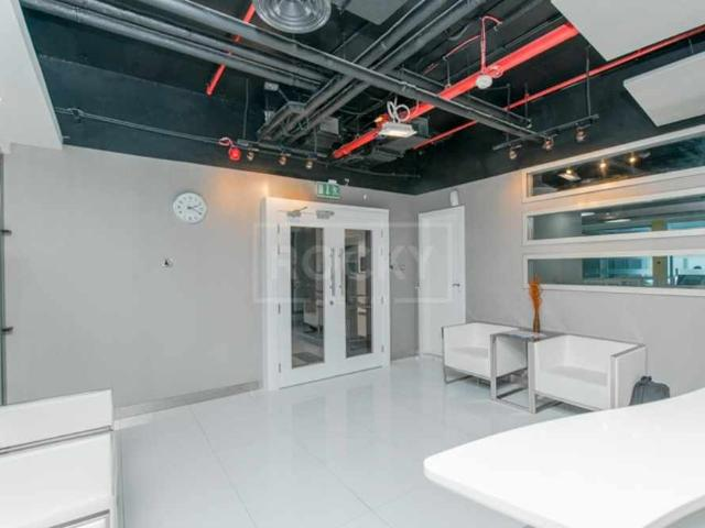 Fully Fitted Office Space In Latifa Tower