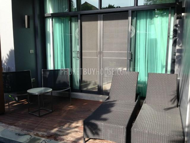 Fully Furnished 2 Bedroom Villa With Private Pool And Garden In Nai Harn