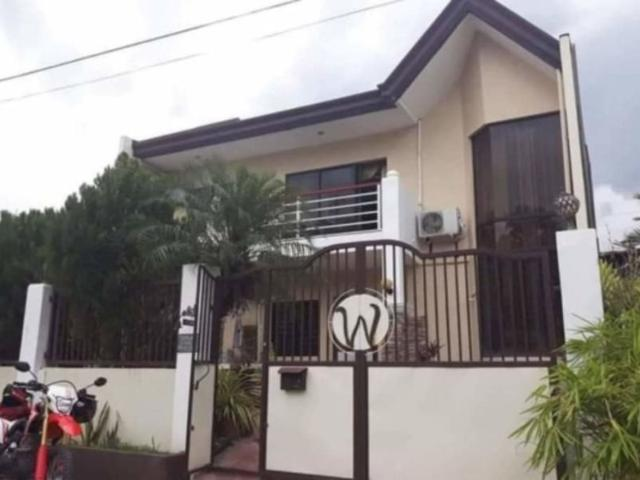 Fully Furnished 2 Storey House For Sale