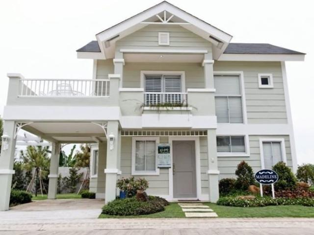 Fully Furnished American South Inspired Home For Sale In Sta. Rosa