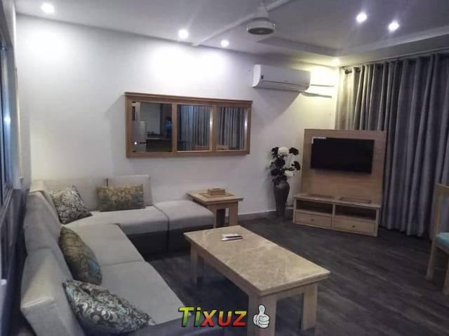 Fully Furnished And Independent Apartment For Rent In Lahore Defence