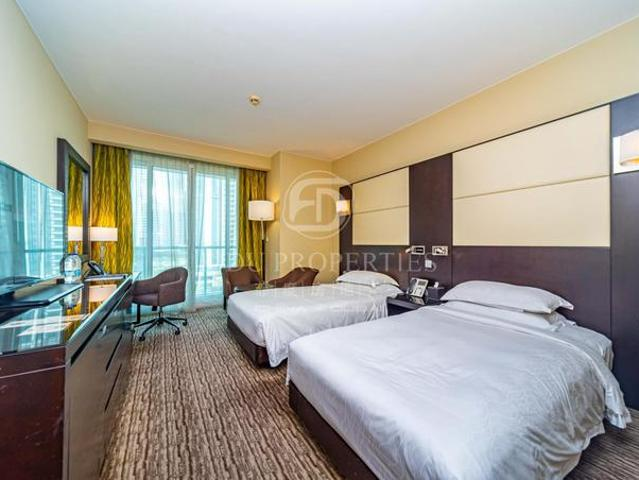 Furnished And Serviced | Hotel Unit | Lake View