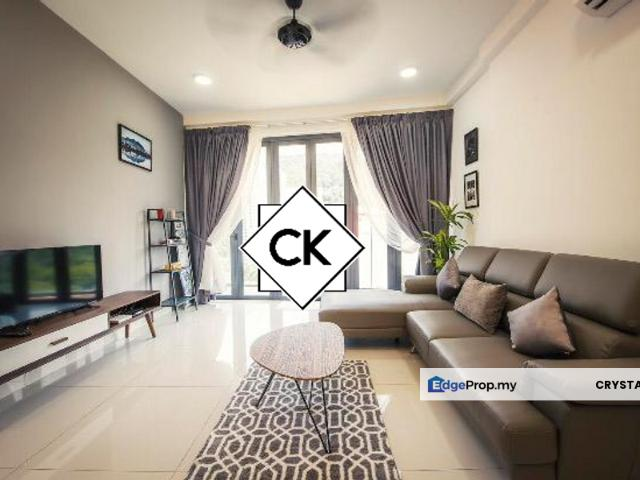 Fully Furnished Condo For Rent At Arte S