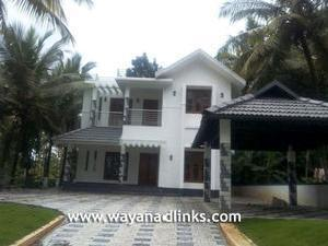 Fully Furnished Double Storied House At Mananthavady Wayanad