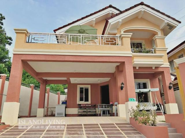 Fully Furnished House And Lot For Sale In Tagbilaran City