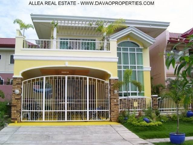 Fully Furnished House For Rent Davao City Philippines