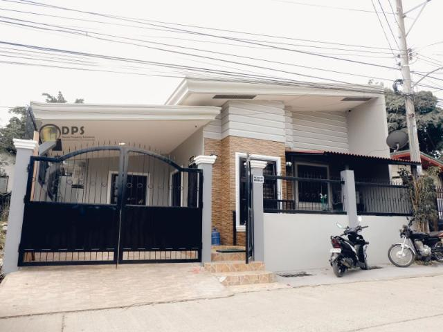 Fully Furnished House For Sale In Cabantian Near Davao Airport