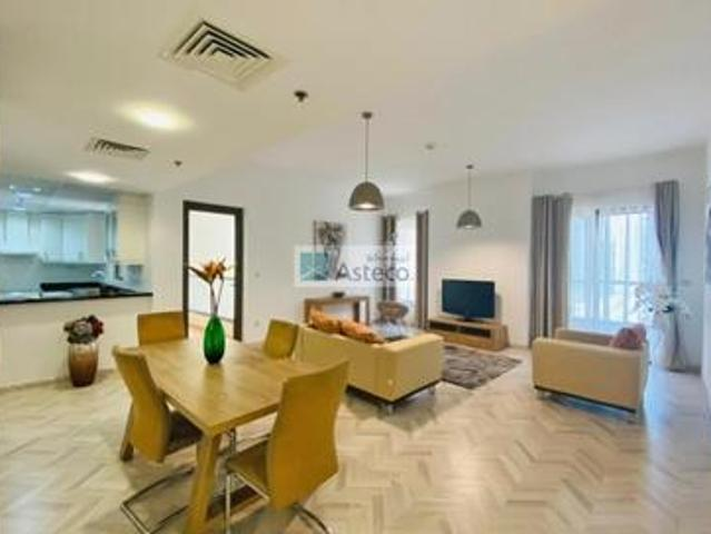 Fully Furnished   Ready To Move In   Marina View