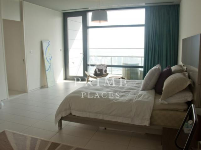 Fully Furnished Spacious 2 Bedroom With Fountain And Burj Khalifa View In Index Tower Difc...