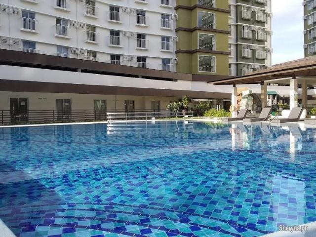 Fully Furnished Studio With Balcony Resort Type Living Mabolo