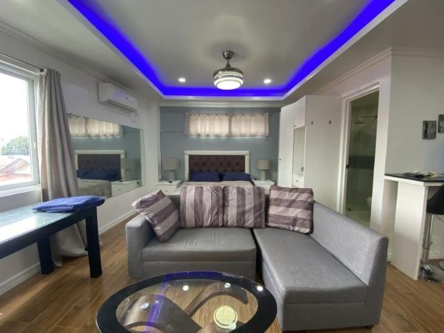 Fully Furnished Studio Type Apartment For Rent In Angeles City Pampanga Near Clark