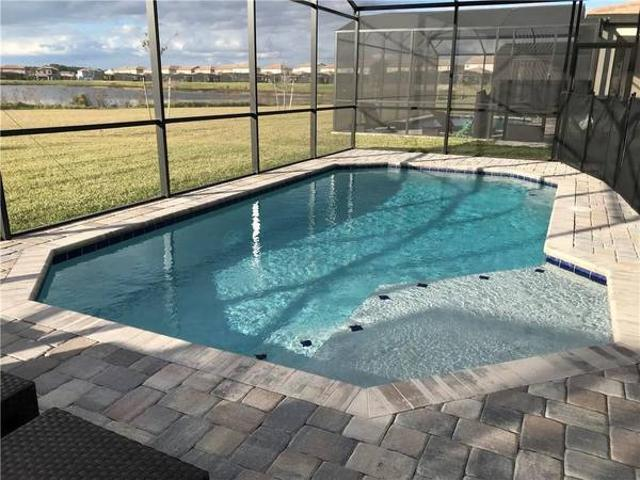 Fully Furnished Stunning Home 44.5 Haines City,fl