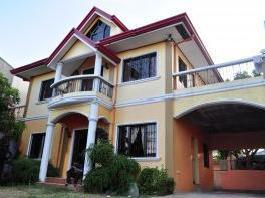 Fully Furnished Transient House And Lot For Rent 4br,3t&b