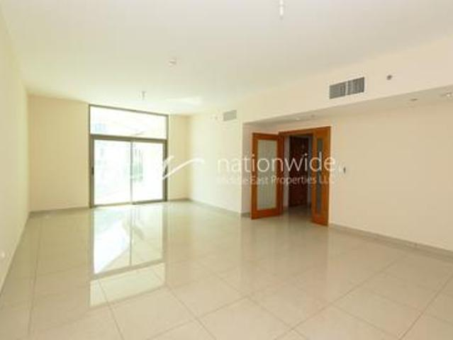 Fully Furnished Unit With Balcony & Car Parking