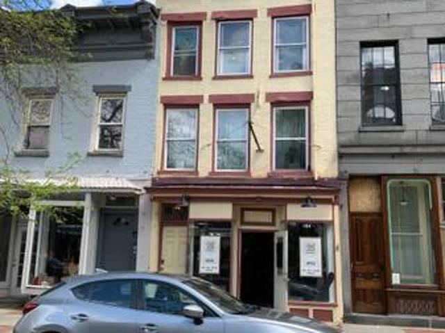Fully Occupied, Mixed Use Commercial Space In Downtown Troy Troy, Ny