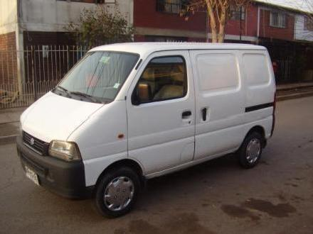 Furgón Suzuki Carry 1.3 Año 2003