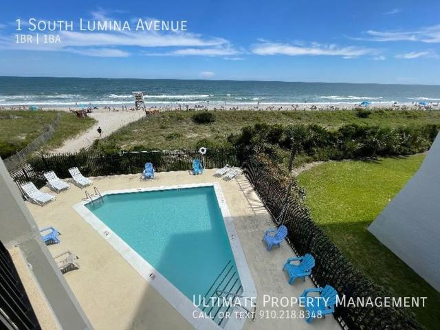 Furnished Condo For Rent On Wrightsville Beach!