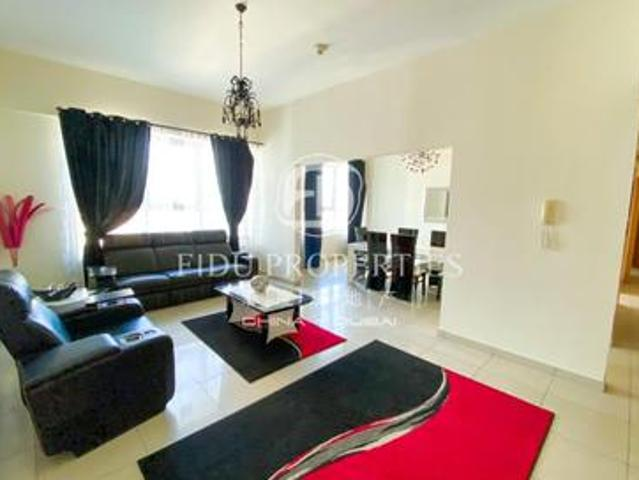 Furnished | High Floor | Park And Villa View