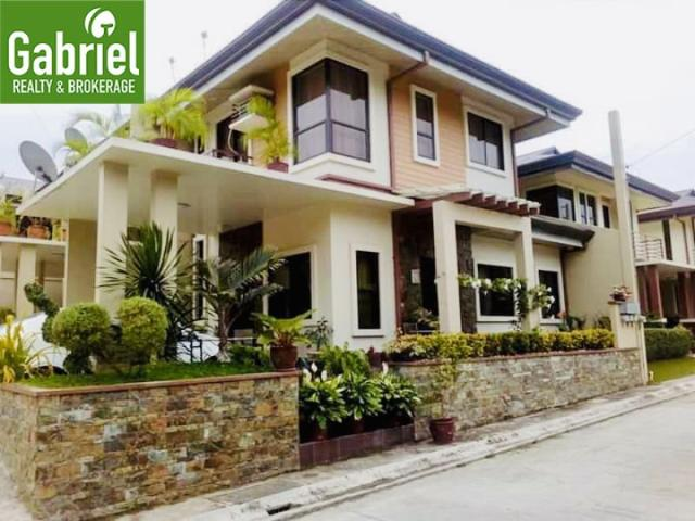 Furnished House For Sale In Woodland Park Residences Liloan