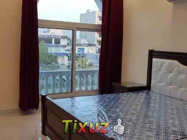 Furnished One Bed Flat For Rent
