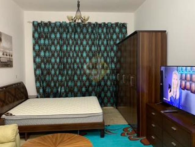 Furnished Studio| Bowling Center View | The Square