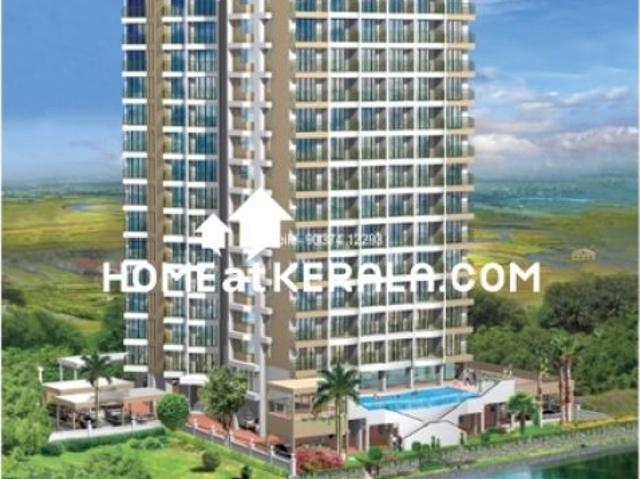 Furnished Waterfront 4 Bed Skylines Flat In Aluva For Sale