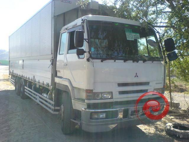 Fuso 10 Wheeler Projector Type Wingvan