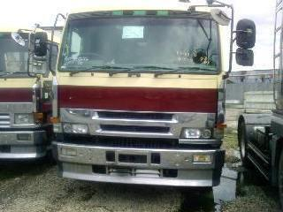 Fuso 6 <strong>Wheeler</strong> Tractor Head