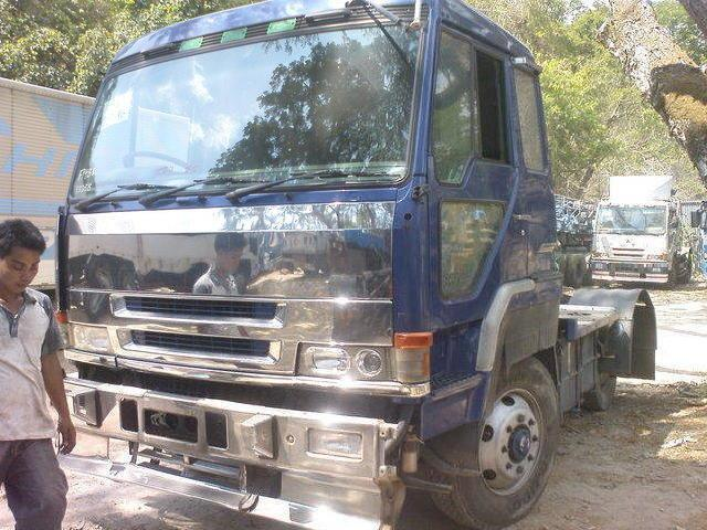 Fuso 6w and 10w tractor head