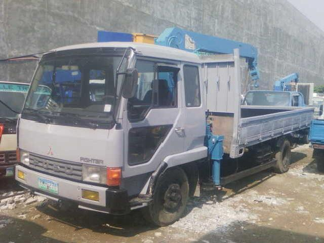Fuso Fighter Boom 2.9 Tons 3 Section
