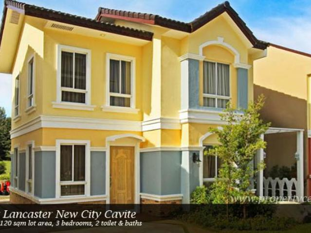 Gabrielle Model House At Lancaster New City Ready For Occupancy House And Lot At Cavite