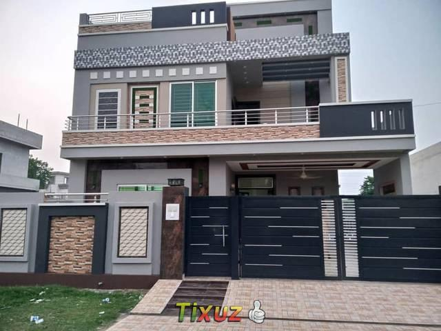 Gblock 10 Marla Brand New House Available For Sale