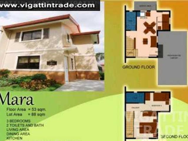 General Trias Tierra Nevada Single Detached House P13,115/mo