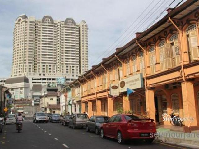 Georgetown Penang Shop House For Rent Jane Low