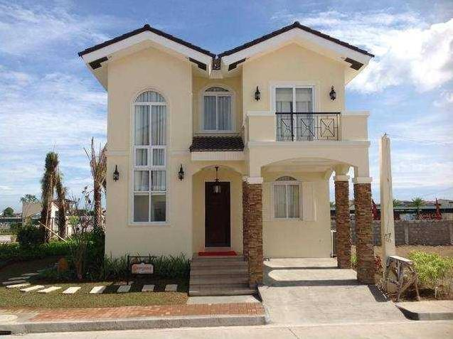Georgina, Single Detached House And Lot In Grand Forbes