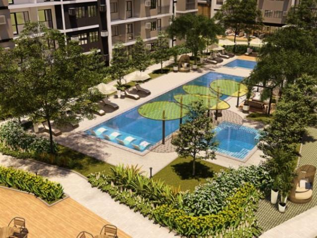 Get A Golden Moment In Every Corner At Gold Residences In Parañaque City As Low As 26k Mon...