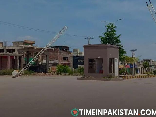 Ghori Town Phase 7 Mian 5 Marla Plot For Sale
