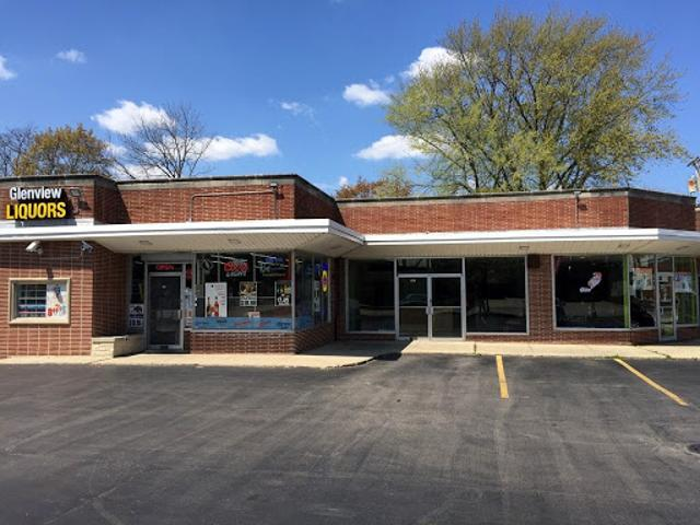 Glenview, Prime Commercial Location In Heart Of 's Downtown