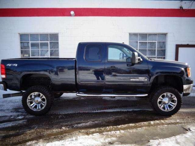 4x4 Extended Cab Duramax
